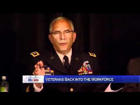 Veterans Entering the Workforce:An Economic Advantage to Michigan