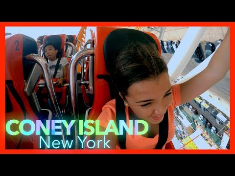 Coney Island, Brooklyn New York.