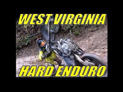 West Virginia hard enduro