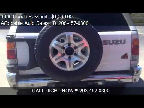 1996 Honda Passport EX for sale in Post Falls, ID 83854 at t