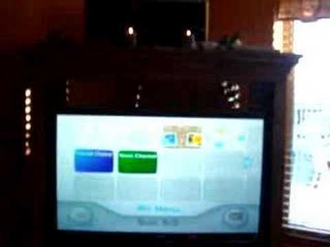 Candles as a Wii Sensor Bar!