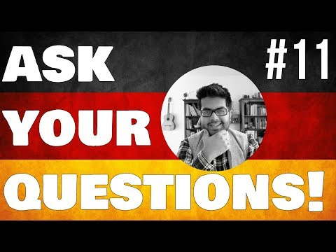 🔴 📹 Ask Your Questions #11