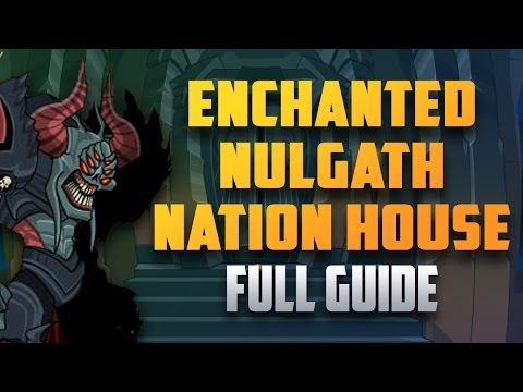 =AQW= Enchanted Nulgath Nation House - Full Guide and Tour