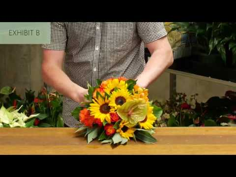 Vote in the Battle of the Florist Comp - Live from Flowers for Everyone Sydney HQ