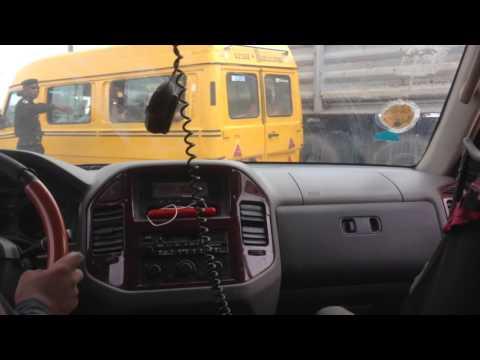 Nigerian Driving Style