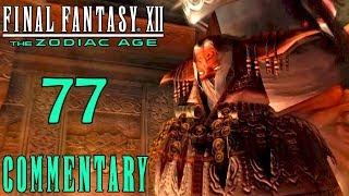 Final Fantasy XII The Zodiac Age Walkthrough Part 77 - Shemhazai Esper Boss Battle