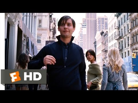 Spider-Man 3 (2007) - Cool Peter Parker Scene (5/10)   Movieclips