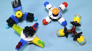 Download Assembling Fidget Hand Spinners Toys Video