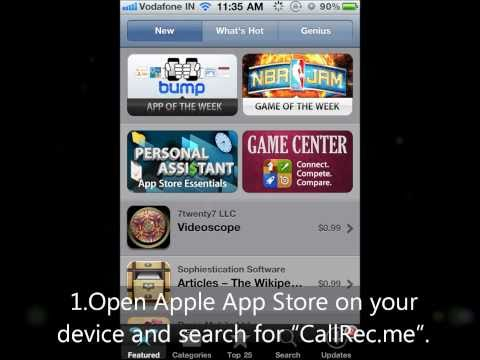 Make Free WiFi Calls Worldwide using a Jailbroken iPhone/iPod Touch
