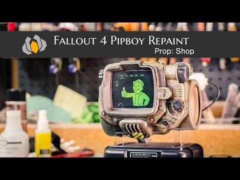 Prop: Shop - Fallout 4 Pipboy Repaint