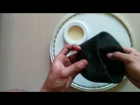 TVS Star City Air Filter cleaning - HOW TO CLEAN\CHANGE BIKE AIR FILTER