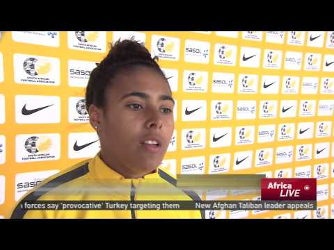 Banyana's overseas based players speak about playing abroad compared to S.A.