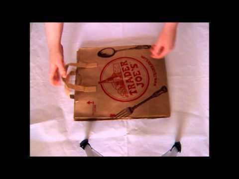 Trader Joes Paper Bag Books