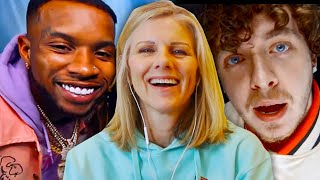 Mom Reacts to Jack Harlow - WHATS POPPIN feat. Dababy, Tory Lanez, & Lil Wayne