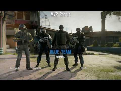 Top 10 Reasons Recruit Is Best Operator In Rainbow 6 Siege