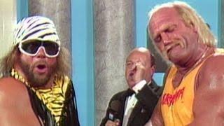 Hulk Hogan & Randy Savage join forces: Saturday Night