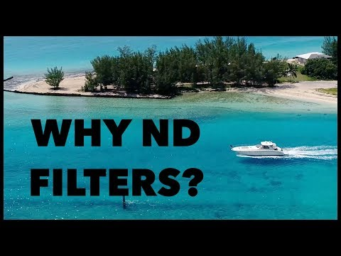 Do you need ND FILTERS for your drone?