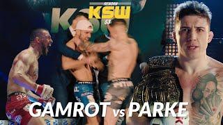 KSW 53: Mateusz Gamrot vs Norman Parke 3