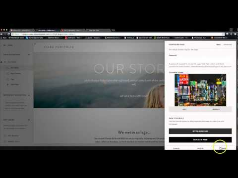Squarespace Banner & Background Images