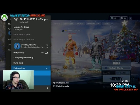 Playing With Viewers! [Message GT] - Fortnite Battle Royale