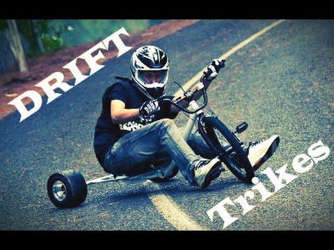 DRIFT Trikes - Montage Drift bike