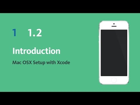 Mac OS X Setup for Xcode 5 and iOS 7.0 - Learn how to make iPhone apps in Xcode 5