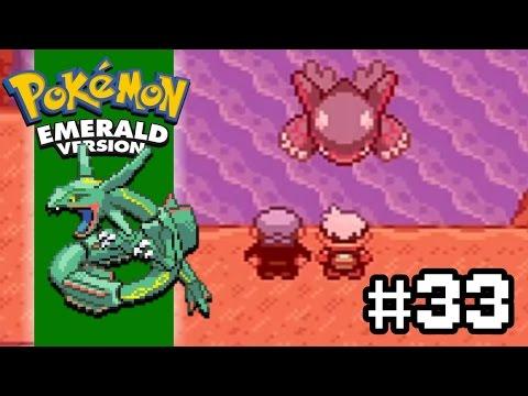 Pokémon Emerald #33 - O Despertar do Kyogre