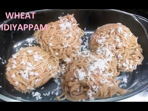 wheat idiyappam (Malayalam)