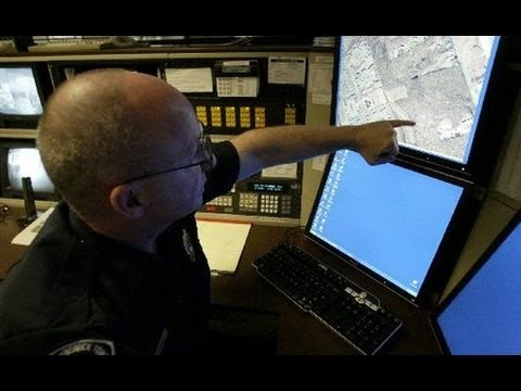 Cops Tracking Us Through Our Cell Phones