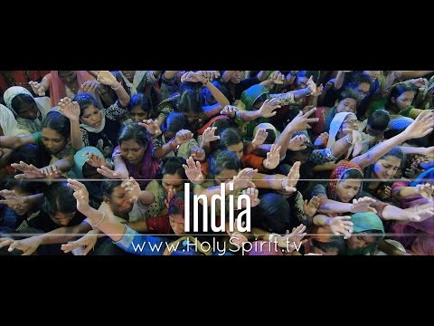 Holy Spirit Fire falling in INDIA!!