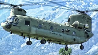 CH-47F Chinook In Action • World