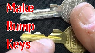 (553) Make Bump Keys the RIGHT way!