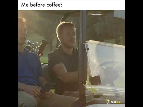 Before and after coffee like: