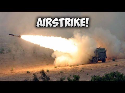Airstrike Mod GTA V [PC]