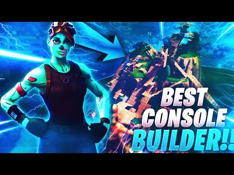 FASTEST CONSOLE BUILDER IN FORTNITE - CONSOLE MYTH MONTAGE - BEST BUILD FIGHTS EVER!