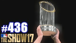 CUBS WIN FIRST WORLD SERIES SINCE 1908!   MLB The Show 17   Road to the Show #436