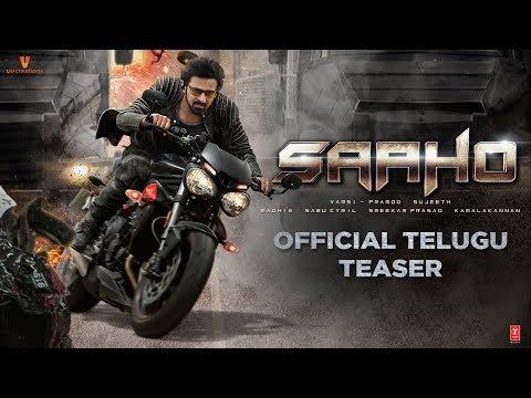 Xxx Mp4 Saaho Official Teaser Telugu Prabhas Shraddha Kapoor Sujeeth UV Creations SaahoTeaser 3gp Sex