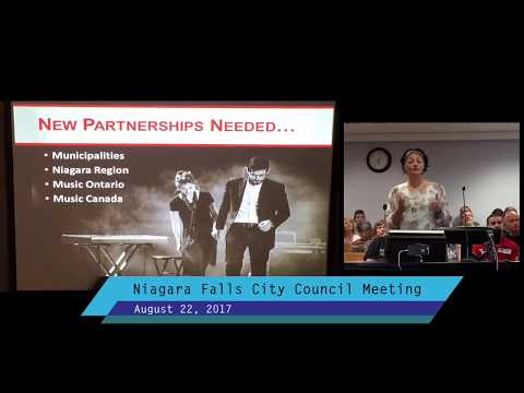August 22, 2017 City Council Meeting