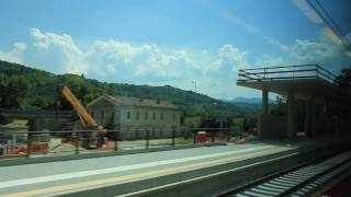 Atr 220 Tr 029 - Viaggio a bordo da Macerata a Fabriano