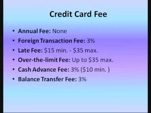 Best Credit Card Offers: Chase Freedom Visa Credit Card