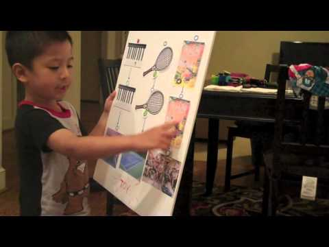 How to Promote Healthy Eating For Kids : Create a Sticker Reward Chart