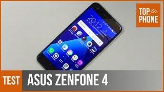 ASUS ZENFONE 4 (ZE554KL) - test par TopForPhone