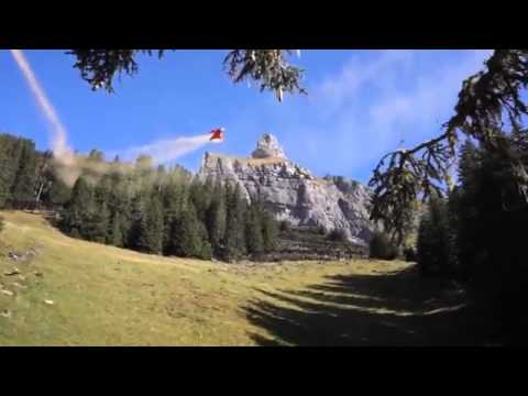 Wingsuit Flying - Wingfly - Music Video - Dubstep