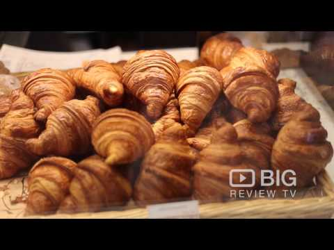 Maison Kayser Bakery Cafe in New York NY serving Pastries and Coffee