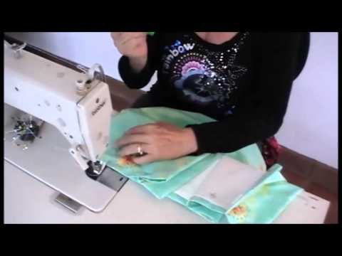HOW TO MAKE PINCH PLEAT CURTAINS - Part 1