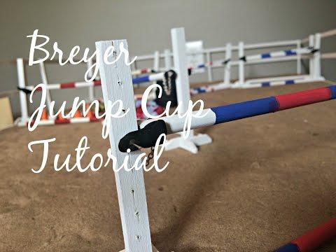 Breyer Jump Cup Tutorial