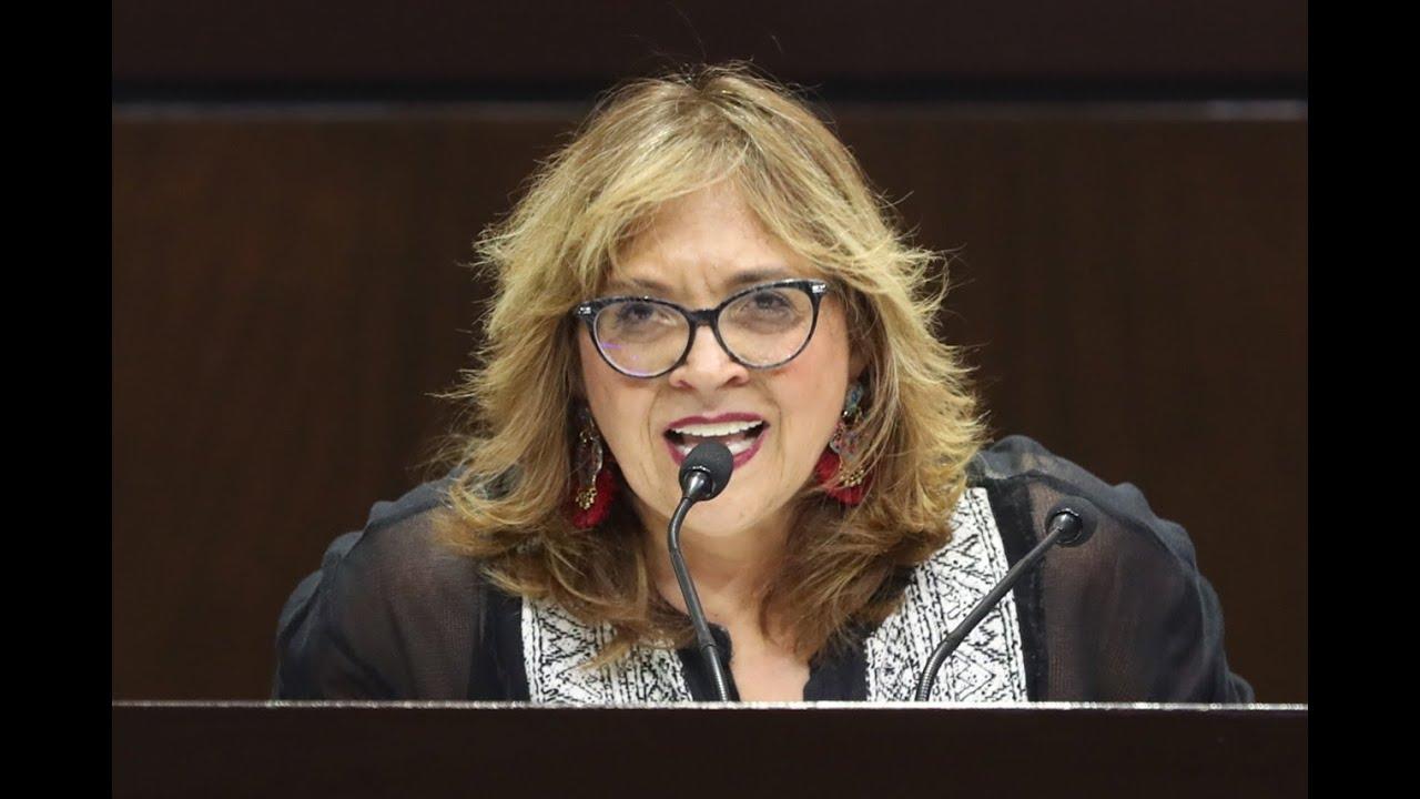 Dip. Ángeles Huerta (MORENA) - Ley General de Bienes Nacionales (A Favor)
