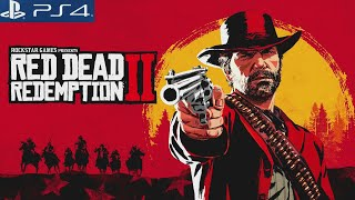 Red Dead Redemption II - PS4 Gameplay
