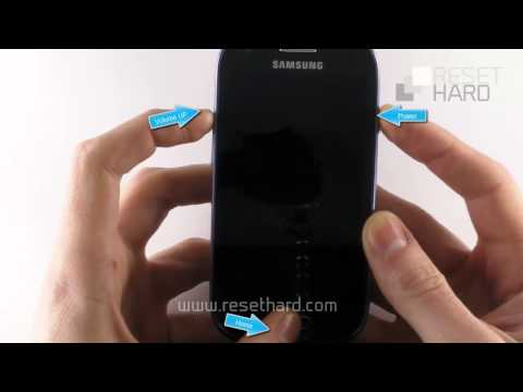 How To Hard Reset Samsung Galaxy S3 Mini