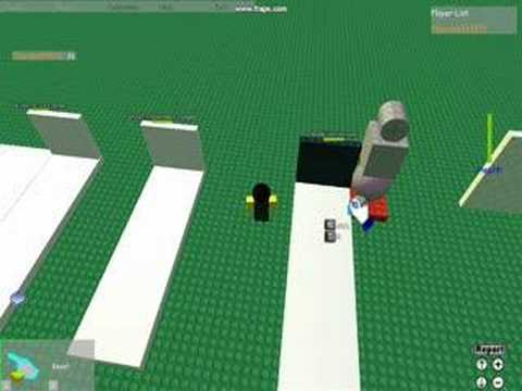 ROBLOX - Stick Stuff to Yourself V3 Tutorial Video 1